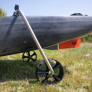 Native-Kayak-Rudder-by-Boonedox-in-Orange