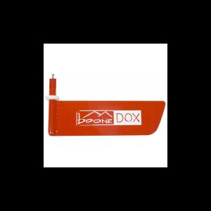 Native Kayak Rudder by Boonedox in Orange