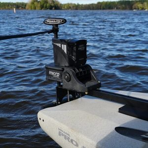 POWER-POLE-MOUNT-FOR-HOBIE-PRO-ANGLER-back-of-kayak-view-by-boonedox